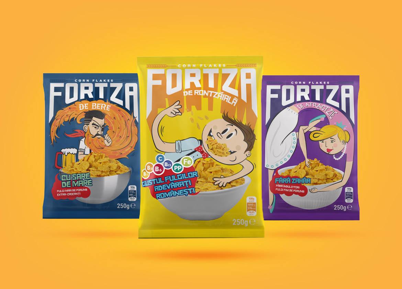 Cereale Fortza